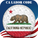 CA Labor Code - (California State Laws 2012 Codes)