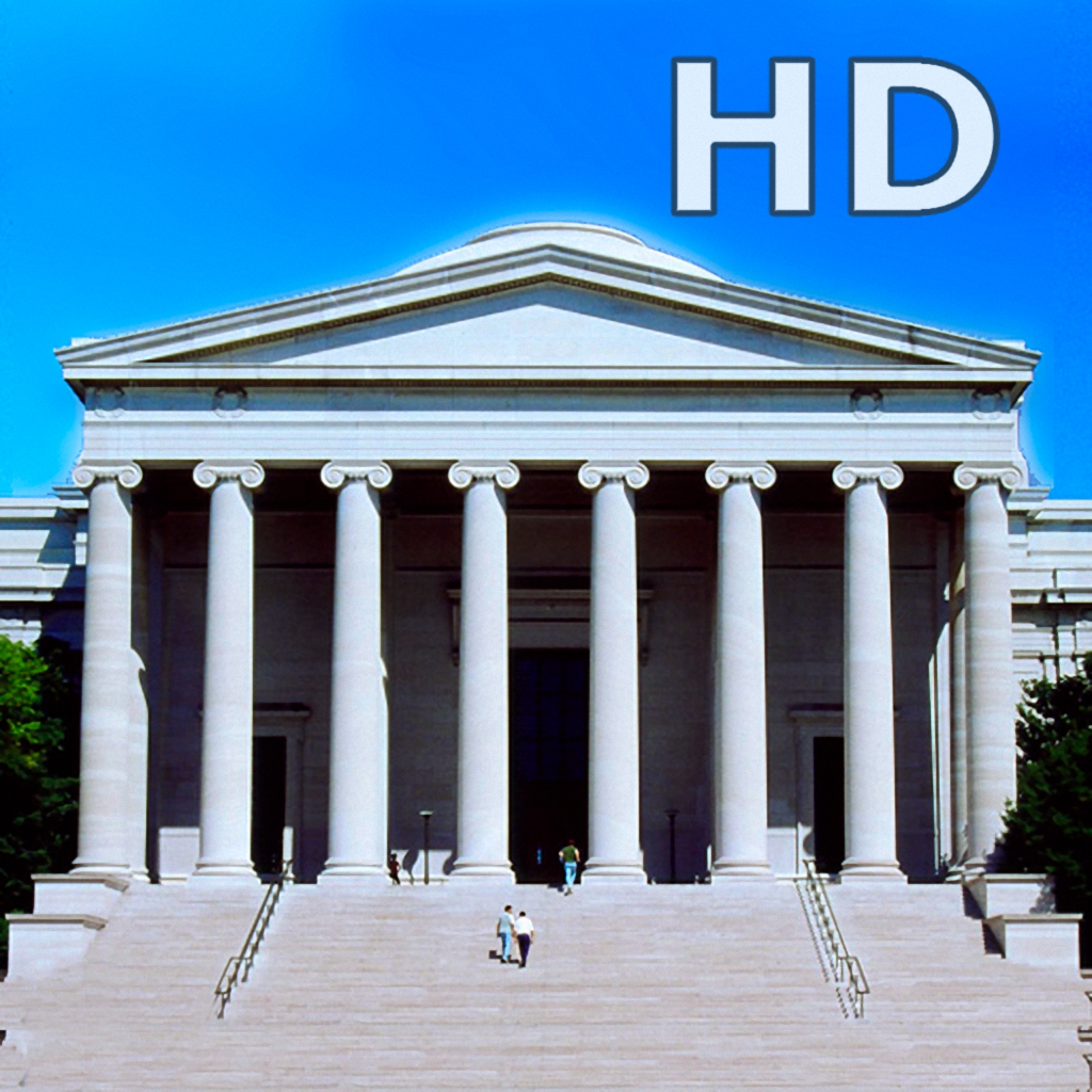 National Gallery of Art HD - Evolution Games LLP